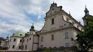 Kosciol na Skalce Krakow 1